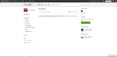 Regalo Invitaciones a Google Plus