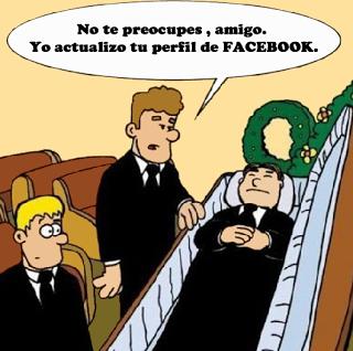 Riesgos de Facebook