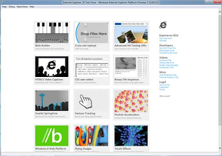 Descargrar Internet Explorer 10 Preview