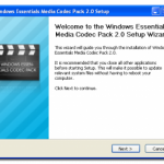 Windows-Essentials-Media-Codec-Pack