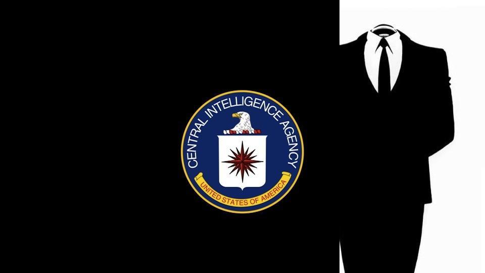 Anonymous hackea la CIA