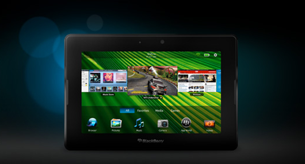 PlayBook OS, confirmada la version 2.0