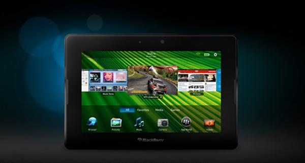 PlayBook OS, confirmada la version 2.0