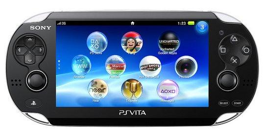 PS Vita, lanzado oficialmente en España