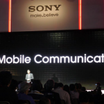 sony movil