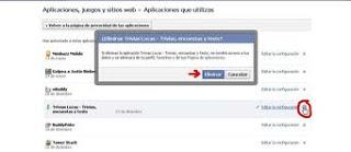Como eliminar virus de facebook (Actualización 2)