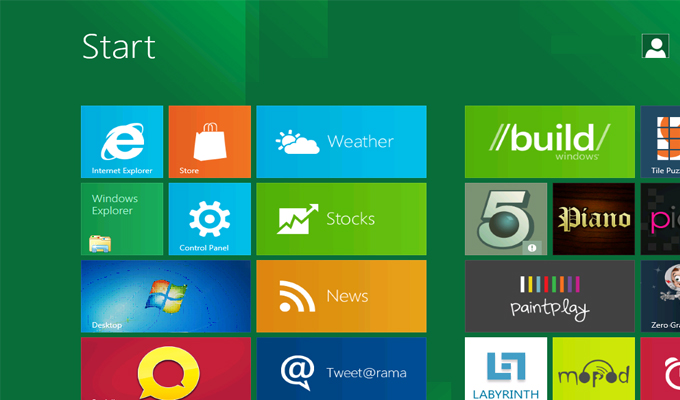 Firefox sera metro en Windows 8