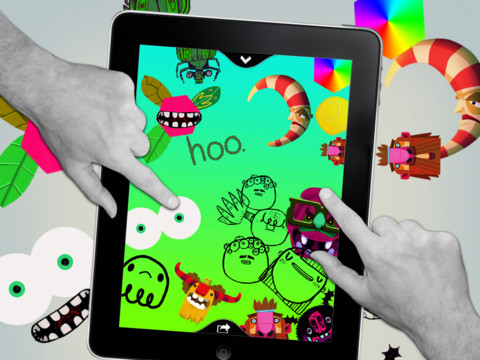 Crea Wallpapers para tu iPad