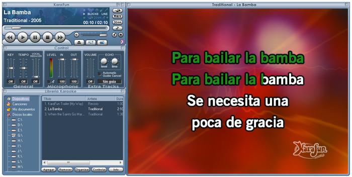 Programa De Karaoke En Espanol Para Pc