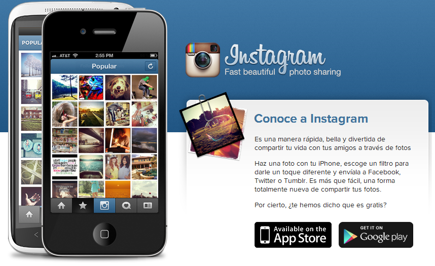 ¿Que es Instagram?