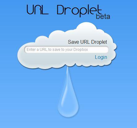 Subir archivos a tu dropbox desde la url