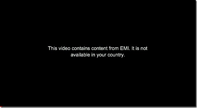 Ver videos bloqueados en tu pais de Youtube