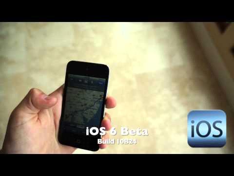 iOS 6 Beta filtraciones