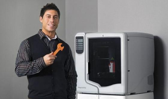 Hewlett Packard desarrollará las impresoras 3D en Barcelona